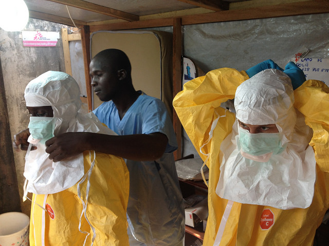 picture : Ebola in Guinea by European Commission DG ECHO