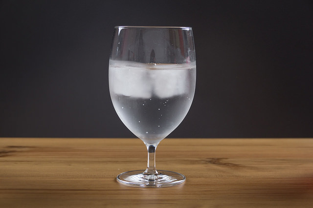 picture : Water Glass by Didriks on Flickr.com
