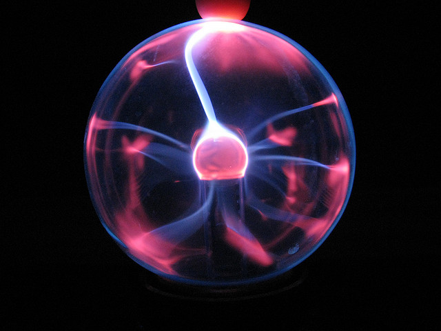 picture: Magic ball by Sam Bald on Flickr.com